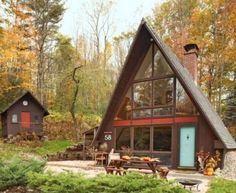 An A-frame from a 2009 issue of Readymade Magazine, via Design Public