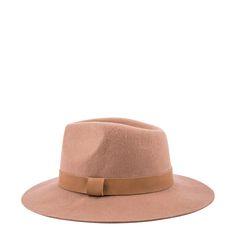 Chapeau feutre taupe
