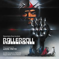 Andre Previn's Rollerbal Soundtrack album. The first classical music album.