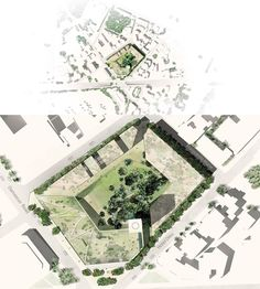 Site plan. BeMA, Beirut Museum of Art in Beirut by HW Architecture