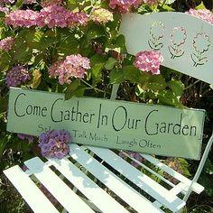 Come Gather in Our Garden