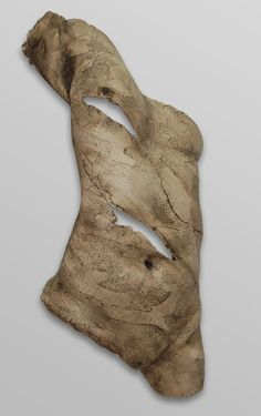 body cast with texture