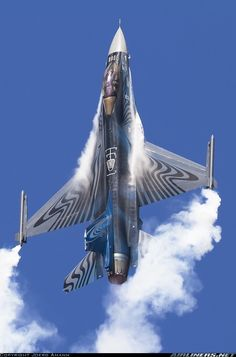 (SABCA) F-16AM Fighting Falcon. Beautiful picture