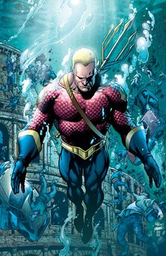 Aquaman (Arthur Curry) is a fictional character, a superhero in the DC Comics…
