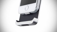 Cabin iPhone Battery Case magnetically attaches to your iPhone