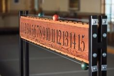 Bocce Ball Scoreboard for my exceptional ocean view home! Backyard Plan, Backyard Games, Outdoor Games, Outdoor Fun, Bocce Ball Court, Outside Games, Backyard Buildings, Outdoor Entertaining, Outdoor Projects