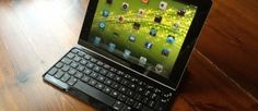 TNW Review: Logitech Ultrathin Keyboard Cover for iPad