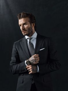 David Beckham é o novo embaixador da Tudor, numa nova campanha intitulada