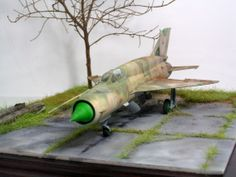 Mig-21SMT 1/48 Scale Model