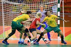 DAY 1:  Handball - Women - Norway vs. Brazil