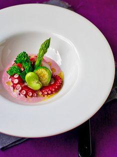 【ELLE gourmet】ピンクドレッシングのサラダレシピ エル・オンライン