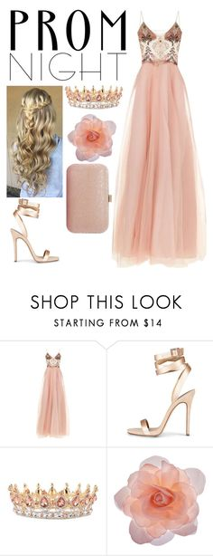 """""""Perfect Prom Night"""" by mollytristan13 ❤ liked on Polyvore featuring Patricia Bonaldi, Accessorize and Dune"""