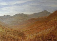 Mountain Valley - soft pastels - has been selected to be in the 2015 NC Juried Pastel Exhibition at the Art Shop in Greensboro on May 16th.