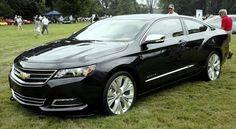 Download the 2017 Chevy Impala electronic brochure for performance
