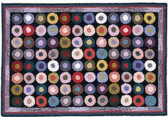 claire murray button rug