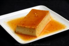 Recipe for homemade coconut flan, a Latin style coconut custard dessert. This coconut flan is made with grated coconut, coconut milk, eggs, milk, and sugar.