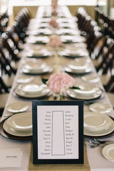 What a Unique Seating Chart Idea! See the wedding on SMP: http://www.StyleMePretty.com/canada-weddings/alberta/calgary/2014/02/12/modern-springbank-wedding/ Diane + Mike Photography