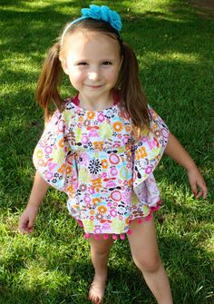 beach cover up for little girls!! LOVE it!!!
