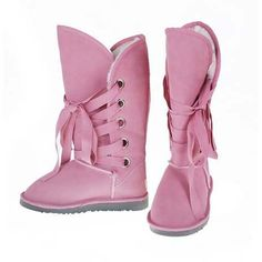 ☭❈✿░ UGG Roxy Tall Boots 5818 Pink ,↔❤↔→ Prepared For this Christmas Holiday`. Uggs On Sale, Ugg Boots Sale, Ugg Boots Cheap, Uggs For Cheap, Boots For Sale, Ugg Sale, Discount Boots, Discount Price, Sheepskin Ugg Boots