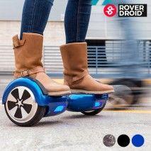 Mini Scooter Eléctrico de Auto-Equilibro (2 ruedas) Rover Droid