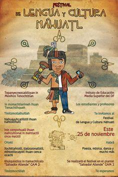 Festival de Lengua y Cultura Náhuatl