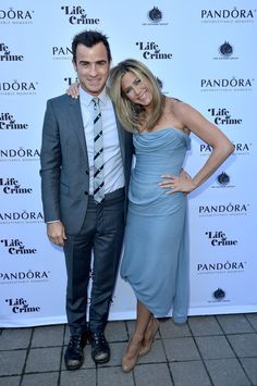 Pin for Later: These Are, Hands Down, Jennifer and Justin's Sweetest Moments  Justin was by Jennifer's side as she promoted Life of Crime at the Toronto Film Festival in September 2013.
