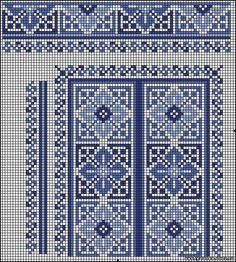 Галерея схем - Спілкування за вишивкою Cross Stitch Borders dec63c8ac4cdf