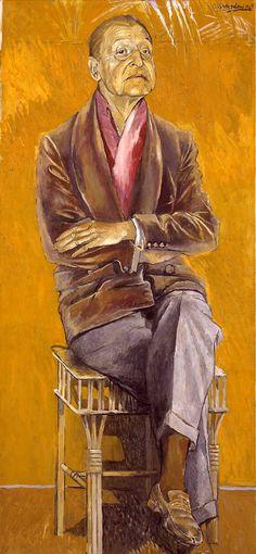 "Graham Sutherland OM  ""Somerset Maugham"" - 1949"