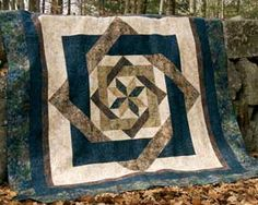 """Labyrinth"" (from Keepsake Quilting)"