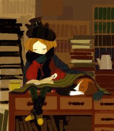 Siempre imaginé que el Paraíso sería algún tipo de biblioteca. (Borges)