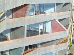 STEVEN HOLL ARCHITECTS - BEIRUT MARINA - ZAITUNAY BAY