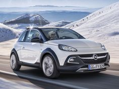 #Opel Adam Rocks : l'addition - Blog #Autoreflex