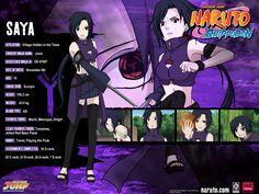 Saya Uchiha Profile by Saya-Yu on DeviantArt