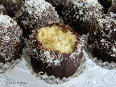 Bloc de recetas: Cake Pops de coco y choco