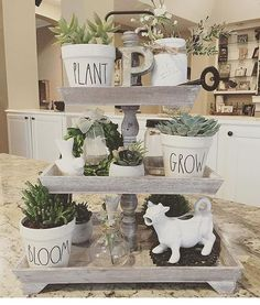 """41 Likes, 4 Comments - Chrystal (@crazy_beautiful_eastcoast_life) on Instagram: """"Finally found a tiered tray for my coffee bar! So excited for this to land on my doorstep  Check…"""""""