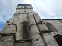 The church in Bad Langensalza Life Magazine, Barcelona Cathedral, Travelling, Building, Buildings, Construction