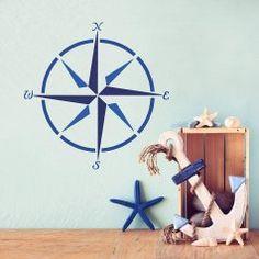 Captains-compass-stencil-mariners-compass-nautical
