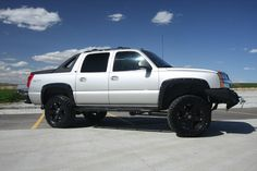 My 12th car/truck - 2005 Chevy Avalanche