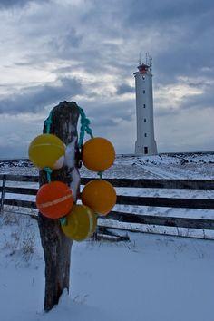 Malarrif Lighthouse, Iceland