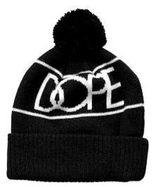 Dope Couture Logo Beanie