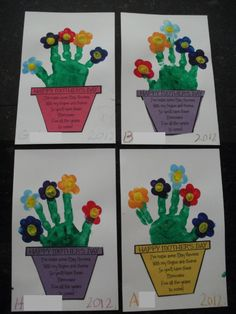 Preschool Plant Crafts | found the craft on pinterest and followed the links