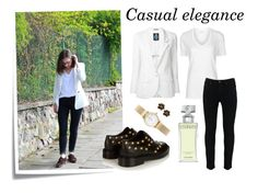 https://one-cellar-door.blogspot.com/2017/05/black-and-white.html Casual elegance by charlieandfog on Polyvore featuring moda, Étoile Isabel Marant, Guild Prime, Balenciaga, CLUSE, Chantecler, Calvin Klein, Post-It, StreetStyle and fashionblogger
