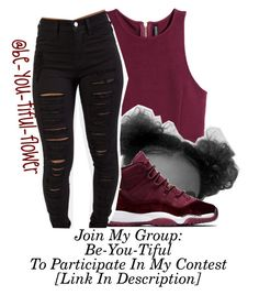"""Be-You-Tiful "" by be-you-tiful-flower ❤ liked on Polyvore featuring H&M"