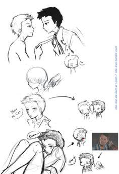 Sketches by Nile-kun on deviantART