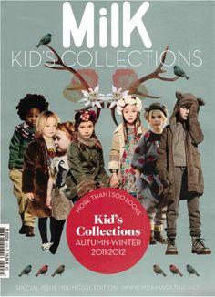 """Milk Magazine featuring Nixie Clothing"""