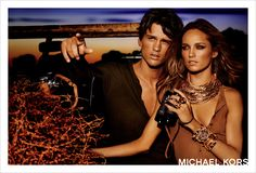 TrendedWeekly: Ad campaign: Michael Kors by Mario Testino SS`2012