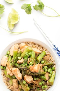 Thai Green Curry Chi