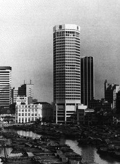 Lim Chong Keat, United Overseas Bank Headquarters Building, Singapore, 1974