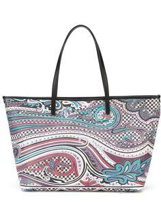 Etro Paisley Print Tote Bag - D'aniello - Farfetch.com
