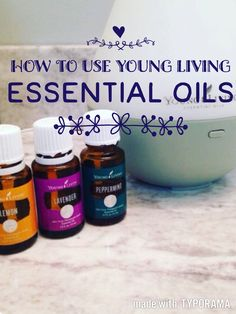 There are three main ways that you can use Young Living essential oils: Topically, Aromatically, and Internally. Topically: You can apply 1 – 2 drops of an oil directly to your skin. If you …